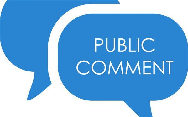 Public Comment Responses