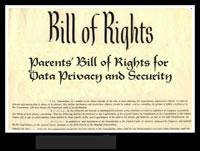 Parents' Bill of Rights for Data Privacy and Security