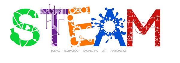 Steam Science Fair Graphic