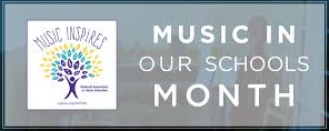 Music In Our School Month