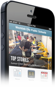 Short on time? Download the FREE WCSD Mobile App & Get Everything You Need in the Palm of Your Hand!
