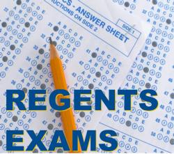 January 22-25 Regents Week Schedules Available