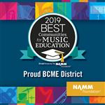 2019 Best Communities for Music Education Designation