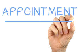 Request an Appointment with an Administrator