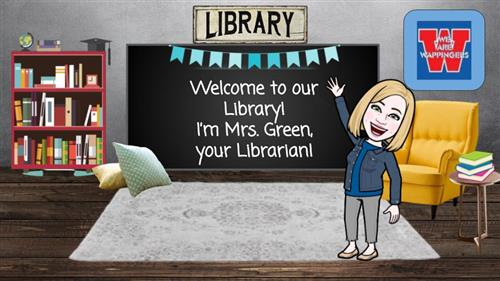 Welcome to the Library at WJHS!