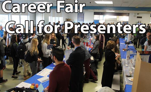 College and Career Fair Call for Presenters