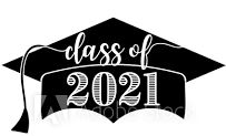 Class of 2021 - Info on Cap & Gown Ordering Deadlines & Delivery Dates. Important Info!