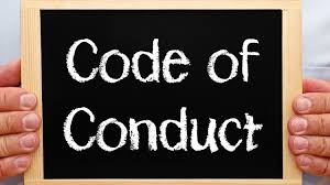 2019-2020 CODE OF CONDUCT
