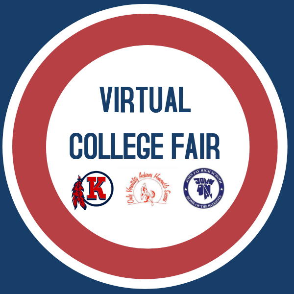 Virtual College Fair - Save the date for the first WCSD Virtual College Fair! The event will be Nov. 5th from 6 to 8pm. Click here for additional info!