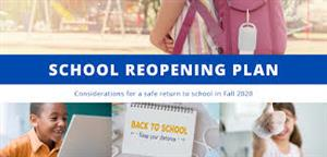 School Reopening Plan:  NYS Assurance Certified School Reopening Plan (Revised 9/30/2020)  Click here to review.