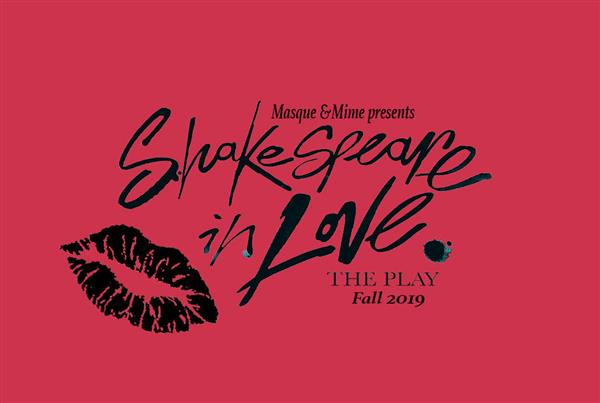 "Masque & Mime Presents ""Shakespeare in Love"" - Dec. 6, 7 & 8. Tickets on sale online - click here!"