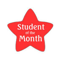 Students of the Month ** October: Noah Perez ** September: Andrew Primrose **