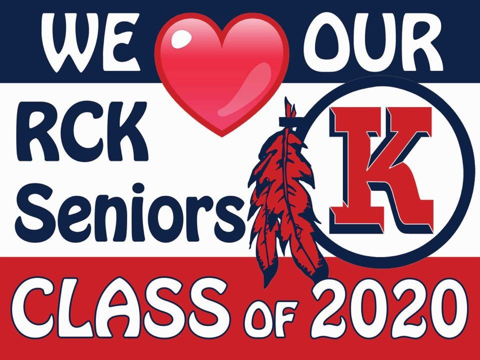 WE LOVE OUR SENIORS!  Click here for marquee information!