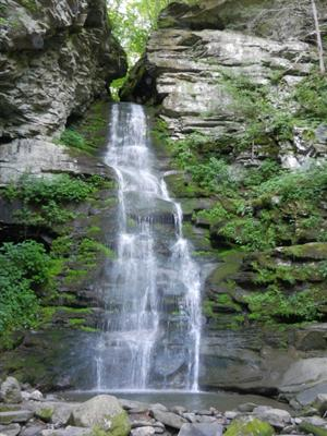 Peekamoose Falls