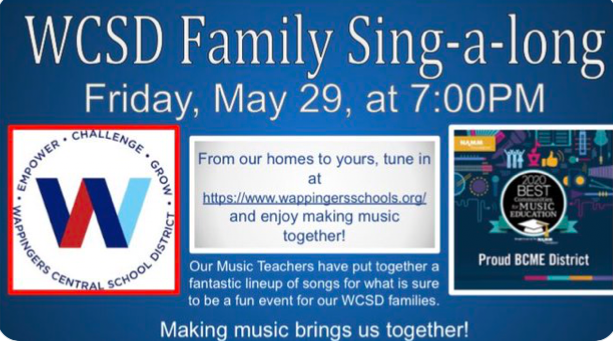 WCSD Family Sing-a-Long
