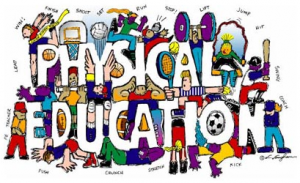 Physical Education Fitness Calendar