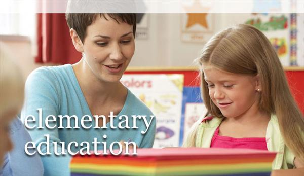 elementary education k 6 overview