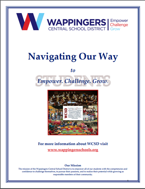 Navigating Our Way to Empower Challenge Grow