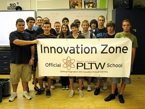PLTW Students