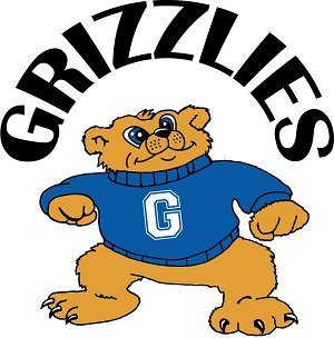Grizzly Mascot
