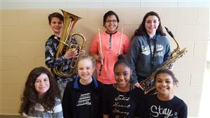 Myers All-County Musicians