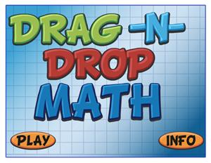 DRAG AND DROP MATH